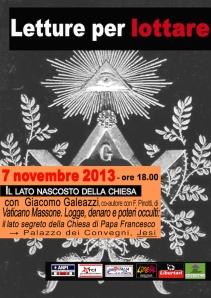 Vaticano massoneXweb