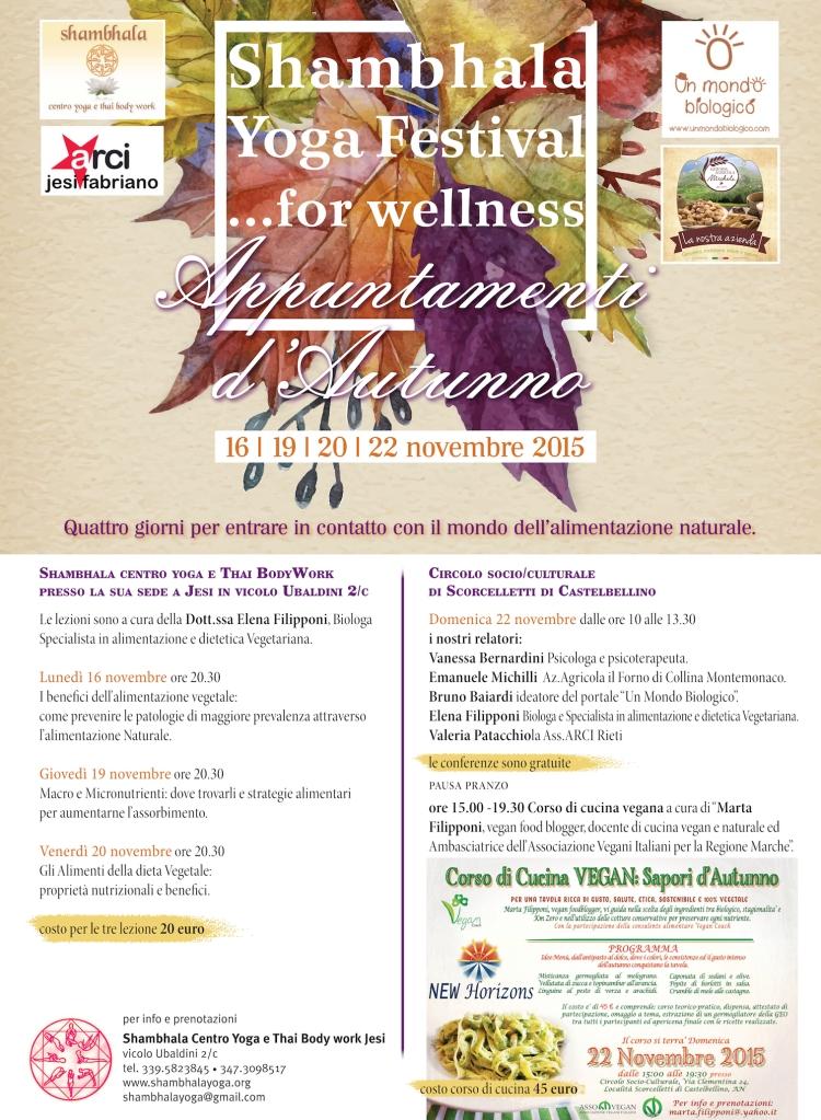 shambhala evento autunno